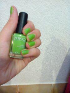kiko 297 acid green